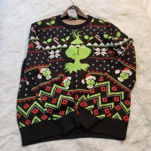 """The Grinch"" Christmas Sweater 				 Size M"